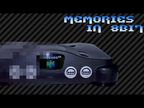 Nintendo 64 Composite / S-Video image comparison   Memories in 8Bit