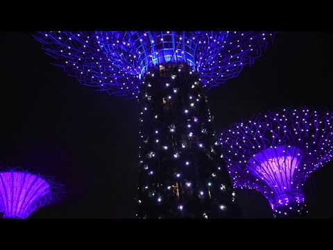Singapore - Gardens By The Bay - A Journey Through Asia (2018)