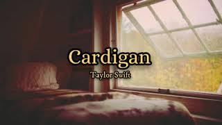 Baixar Cardigan by Taylor Swift but you're crying in the bedroom while its raining | FolkloreRainExperience