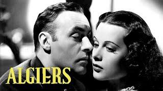 Algiers (1938)   Trailer   Charles Boyer   Hedy Lamarr   Sigrid Gurie   Joseph Calleia   Alan Hale
