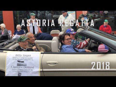 Astoria Regatta Parade 2018 Highlights