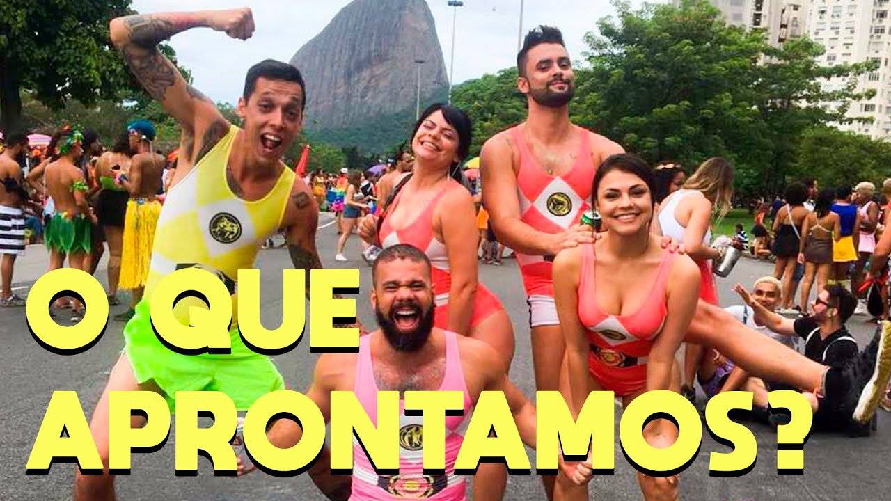 CARNAVAL - STAND UP