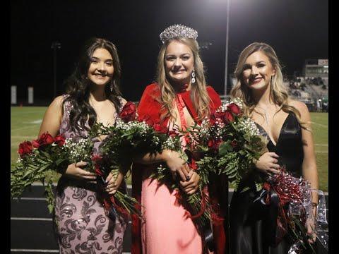 Lindsey Lee crowned 2020 Cedartown High School Homecoming Queen