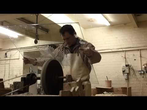 Brilliant Cutting Glass