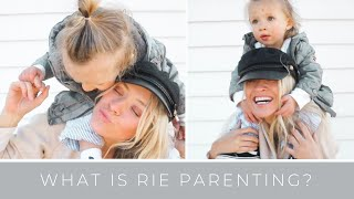 Download Video PARENTING: What is RIE Parenting? Respectful Parenting Basics MP3 3GP MP4