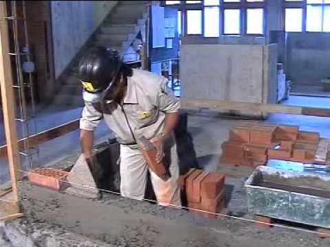 Cara pasang batu bata  YouTube