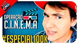 #ESPECIAL 100 MIL INSCRITOS ! - DRAW MY LIFE NO YOUTUBE !