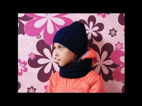 Вязаные Шапки для Мальчиков - фото 2017 / Knitted hats for boys - photo