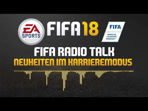 FIFA RADIO TALK ● KAPITEL - 01 ► NEUHEITEN im KARRIEREMODUS & DARUM KOMMT KEIN FIFANEWS VIDEO