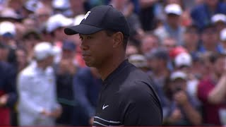 Tiger Woods - 2018 U.S. Open - Round 2