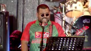 Karar Oi Louho Kopat by Cryptic Fate at Joy Bangla Concert, 2016