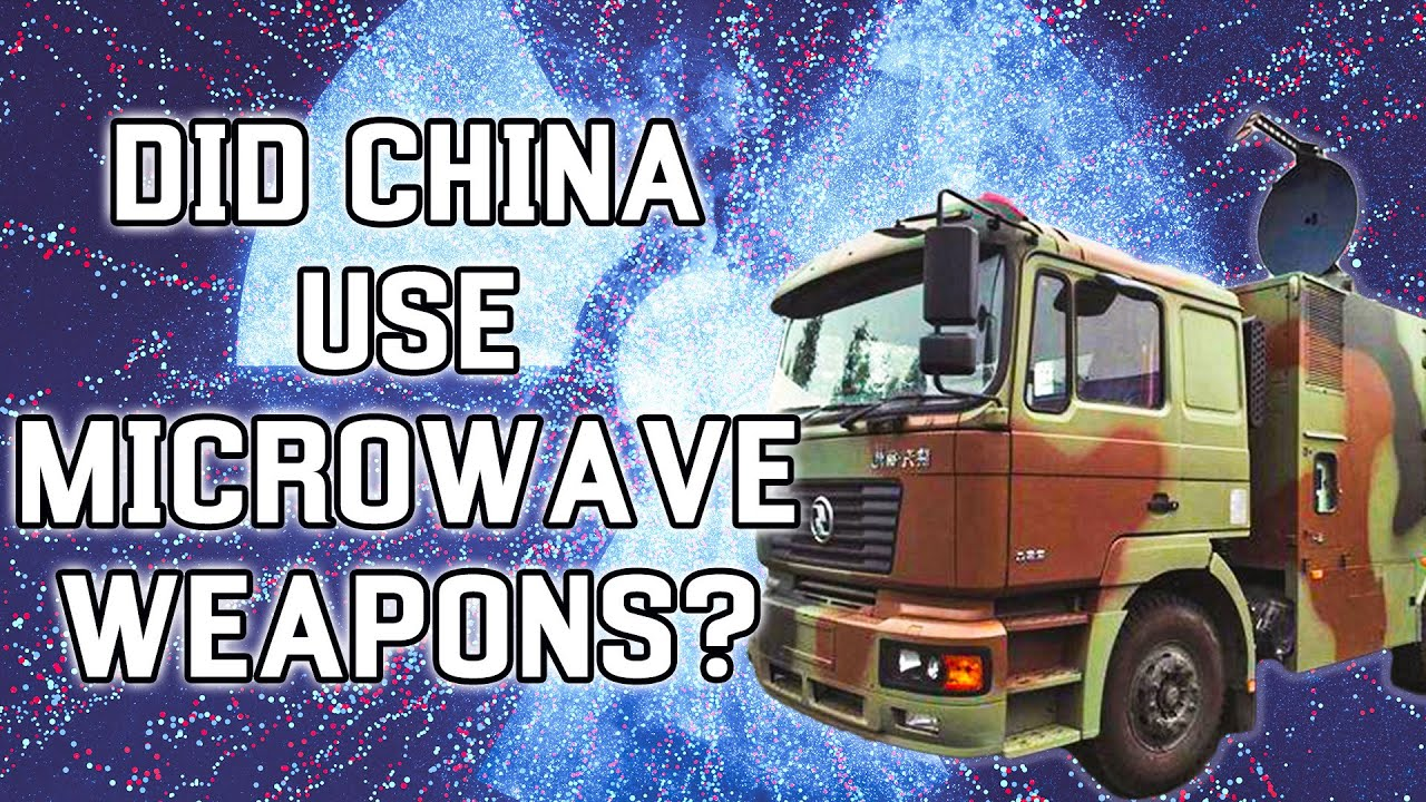China Used Microwave Weapons Against Indian Troops