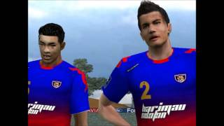 Repeat youtube video MSL Patch Pes 6 ( Darul Takzim FC [1] - [2] Chelsea FC )