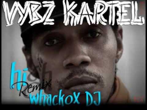Vybz Kartel - HI remix (DJ whackox) + Lyrics
