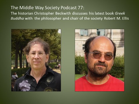 Christopher Beckwith on his new book Greek Buddha
