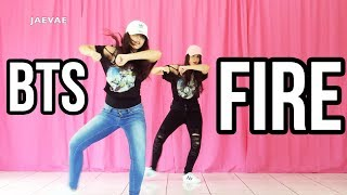 BTS 방탄소년단 'FIRE' DANCE COVER