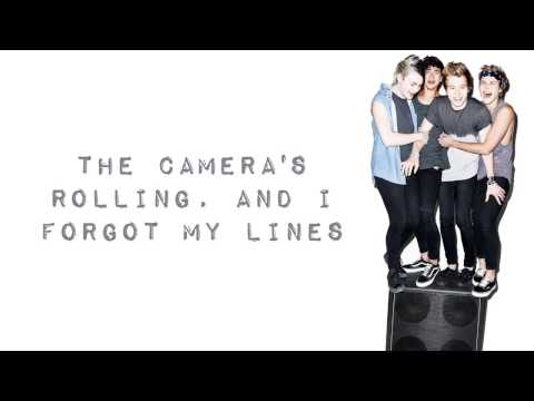 5SOS - Heartache On the Big Screen (Official Lyrics Video)