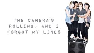 Repeat youtube video 5SOS - Heartache On the Big Screen (Official Lyrics Video)