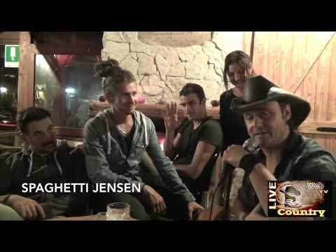 Spaghetti Jensen _ 1 | Le interviste | Country Live WebTV