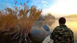 Рыбалка на КРУЖКИ,монтаж  FLAT METHOD.ЭКСПЕРИМЕНТ ПО ХОЛОДНОЙ ВОДЕ