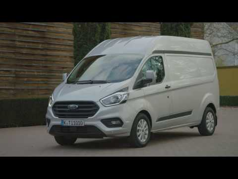 2019 ford transit custom limited high roof youtube. Black Bedroom Furniture Sets. Home Design Ideas