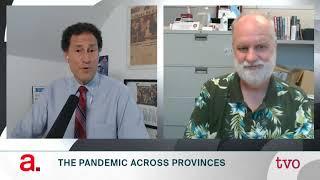 The Pandemic Across Provinces
