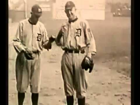 Ty Cobb Rare Footage