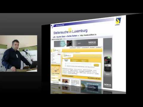 Career Day 2015 - Mario della Schiava - Living and Working in Luxemburg [IT]