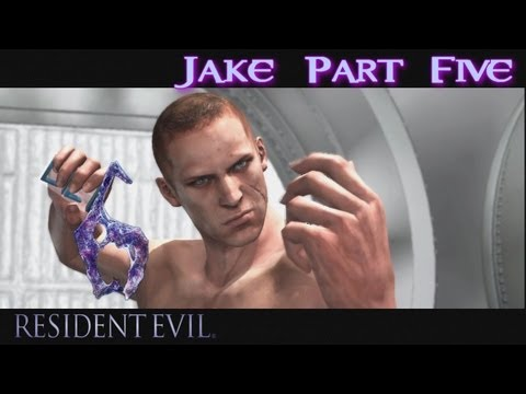 Resident Evil 6 Walkthrough - Part 5 - Chapter 3 Jake Campaign Professional S-Rank