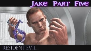 Resident Evil 6 Walkthrough - Part 5 - Chapter 3 Jake Campaign Professional S-Rank