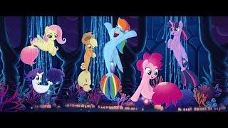 My Little Pony в кино / My Little Pony: The Movie (2017) Дублированный трейлер HD