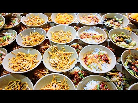 CHINESE STREET FOOD - 10X SPICY HOTPOT in CHINA - Sichuan Hotpot + Street Food tour in Chongqing