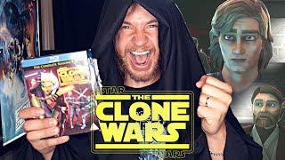 REACTION! The Clone Wars Comic Con Trailer