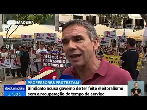 Sind. dos Professores acusa governo de fazer eleitoralismo com a recuperação do tempo de serviço