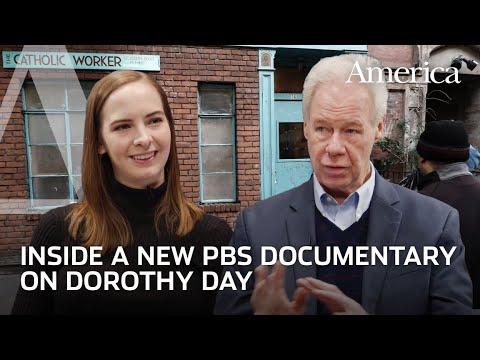 Dorothy Day as Saint and Revolutionary: Martin Doblmeier | Conversations with America