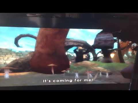 Alice in wonderland / Alice McTwisp and Mallymkum meet March hare/ Wii version