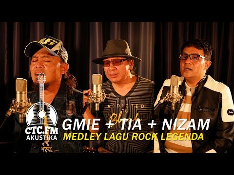 [Akustika] Gmie Screen, Tia Jinbara, Nizam Laksamana - Medley Lagu-lagu Rock Legenda