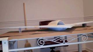 Installing Control Surfaces On Rc X47b