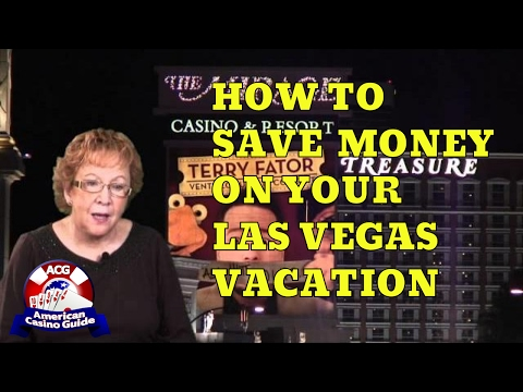 "How to Save Money When Planning a Las Vegas Vacation with Jean ""Queen of Comps"" Scott"
