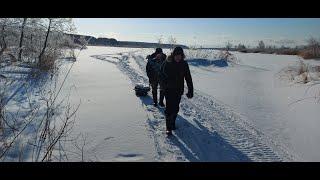 Зимняя рыбалка Ижевск 6 серия