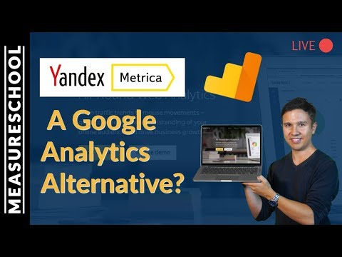 Yandex Metrica - A Google Analytics alternative?