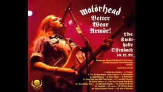 Motörhead - Cat Scratch Fever / Hellraiser (LIVE) 1992