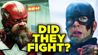 Black Widow: Red Guardian Telling the TRUTH about Captain America?