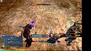 Blade and Soul Assassin Dura Solo