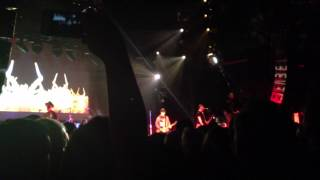 Soundgarden: Eyelid's Mouth (feat. Raymond Cameron) live in Dallas, TX 5-26-2013