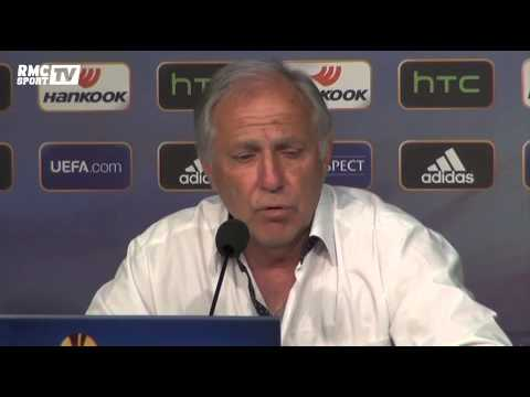 "Football / Girard : ""On représente la France - 17/09"