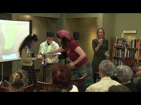 Melanie & Jeff Carpenter: The Organic Medicinal Herb Farmer