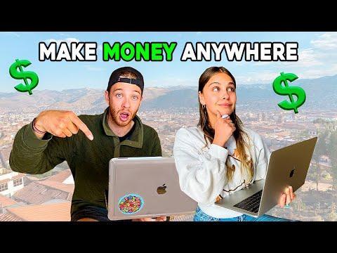 BECOME A DIGITAL NOMAD AND MAKE MONEY ONLINE USING UPWORK (2021)