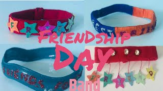 DIY Friendship Bracelets / Friendship Band for Friendship Day 2020 / friendship day band