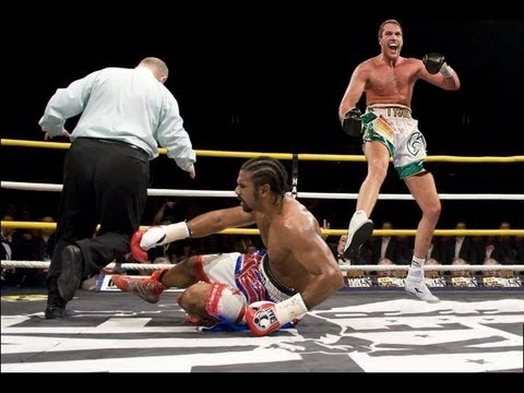 David Haye vs Tyson Fury FANTASY MATCH UP - YouTube